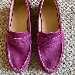 Magenta Cole Haan Loafers